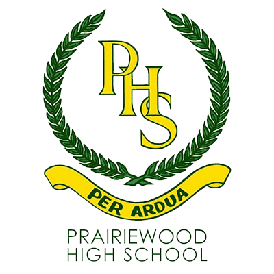 Prairiewood High School logo